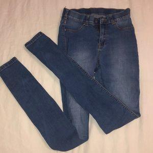 Dr. Denim Jeans - Dr. Denim High Rise Jeans